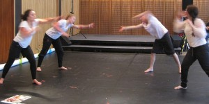 Tänzer: Ausschnitt aus dem Programm des 3. Stiftungstages 2012, der Comedia Jugendclub tanzt und spielt (Foto: Kölner Stiftungen e. V.)